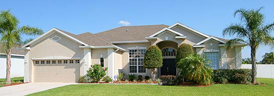 Florida Villa on Ridgewood Lakes